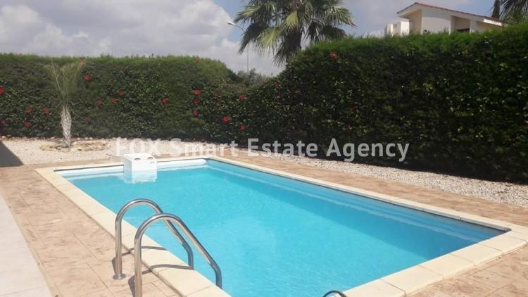 For Sale 3 Bedroom  House in Dekelia, Larnaca 2