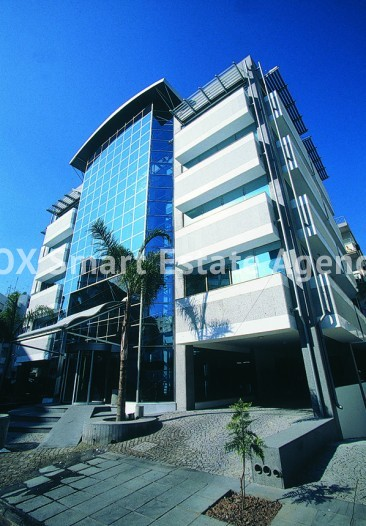 Commercial Building in Neapoli, Limassol