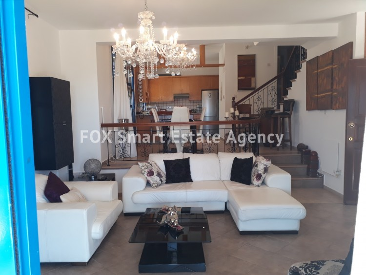 For Sale 4 Bedroom  House in Agios tychon, Limassol