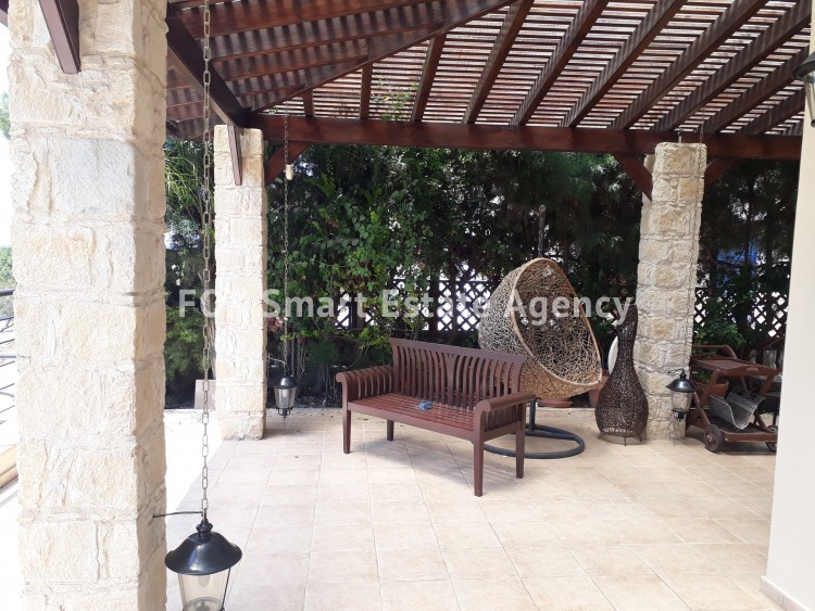 For Sale 4 Bedroom  House in Agios tychon, Limassol 21