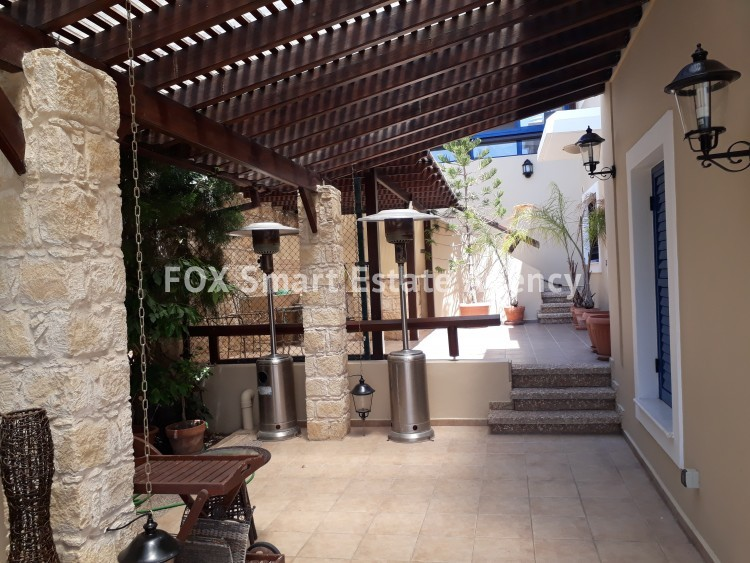For Sale 4 Bedroom  House in Agios tychon, Limassol 22