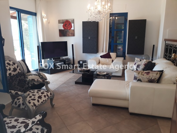 For Sale 4 Bedroom  House in Agios tychon, Limassol 3