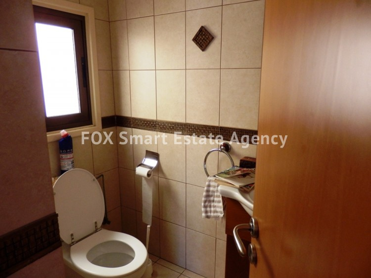 For Sale 4 Bedroom Detached House in Makedonitissa, Nicosia 13