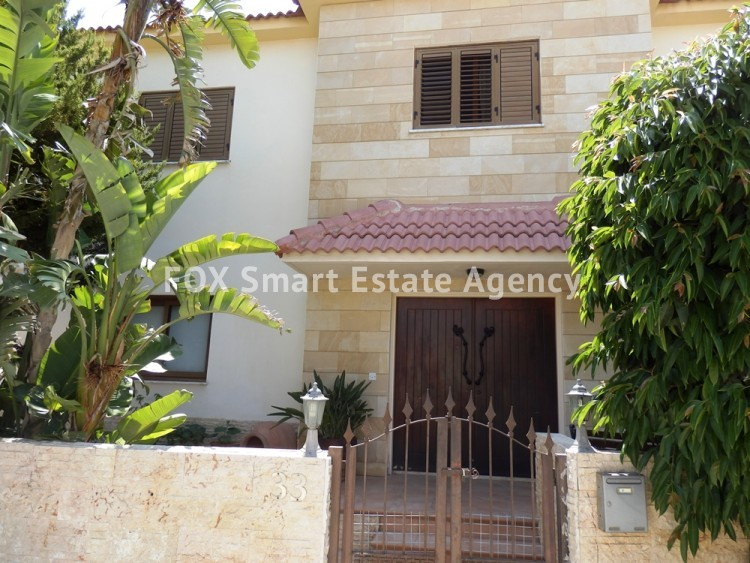 For Sale 4 Bedroom Detached House in Makedonitissa, Nicosia 16