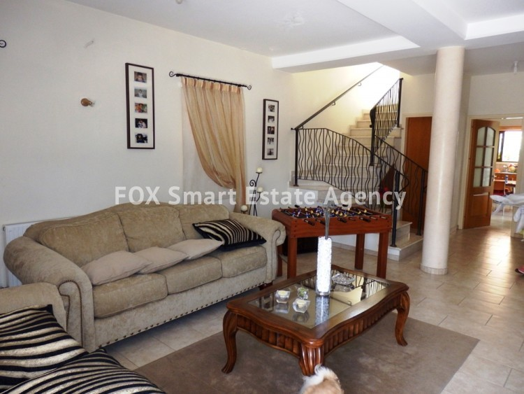 For Sale 4 Bedroom Detached House in Makedonitissa, Nicosia 5