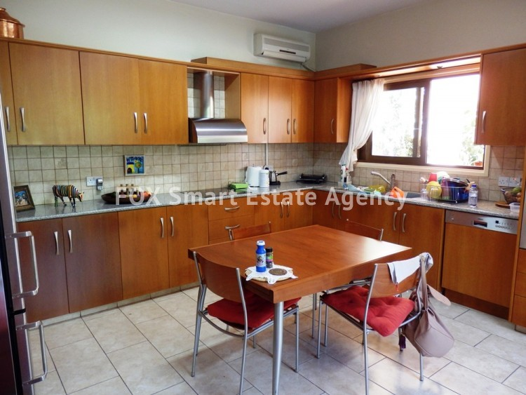 For Sale 4 Bedroom Detached House in Makedonitissa, Nicosia 6