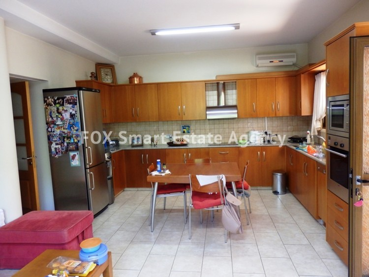 For Sale 4 Bedroom Detached House in Makedonitissa, Nicosia 7