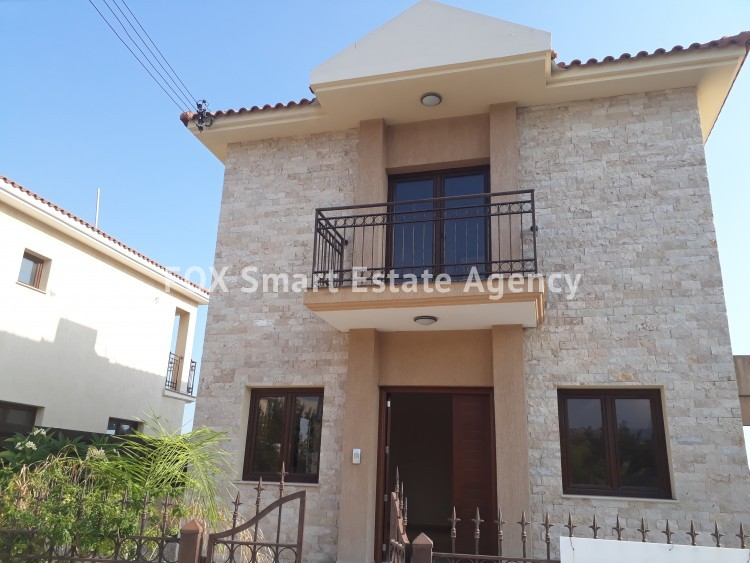 For Sale 3 Bedroom Detached House in Pyrgos lemesou, Limassol