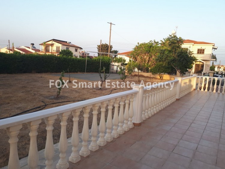 For Sale 5 Bedroom Detached House in Agios fanourios, Larnaca 10