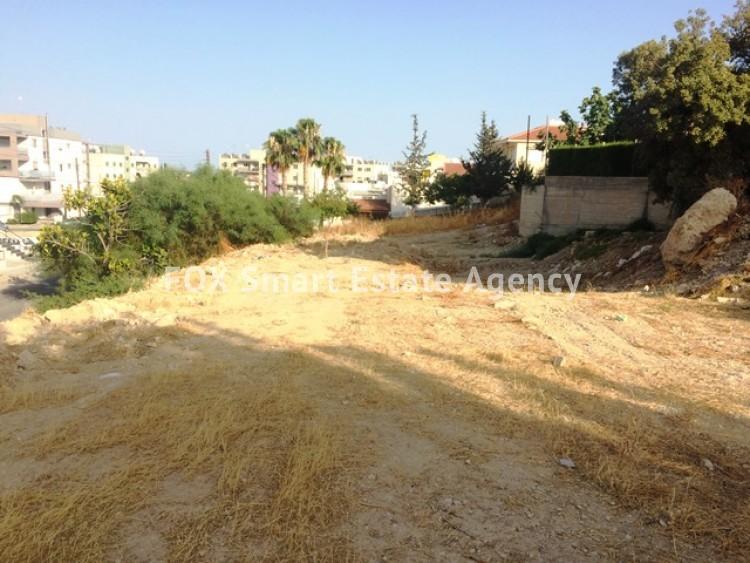 Plot in Agios athanasios, Limassol 4