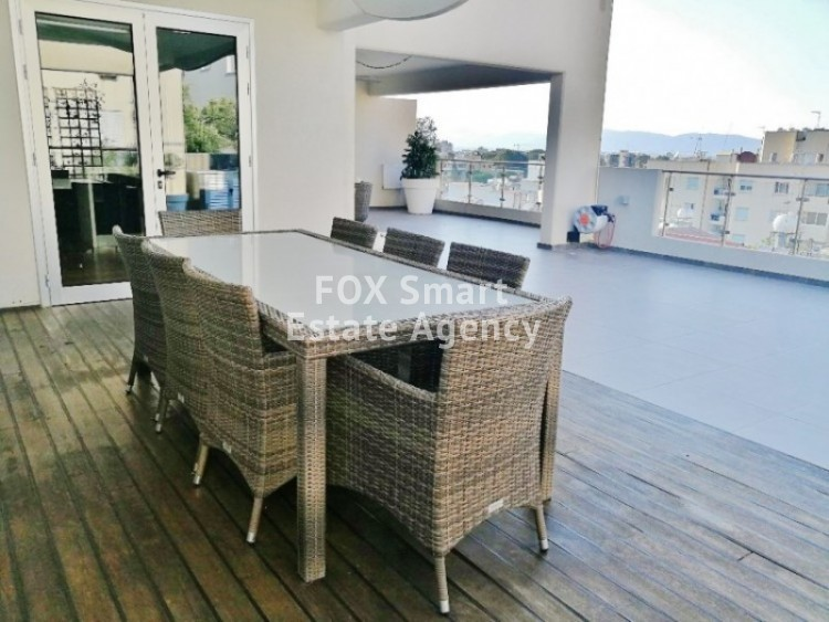 Quality Modern style penthouse with roof garden at Pernera luxury area 19