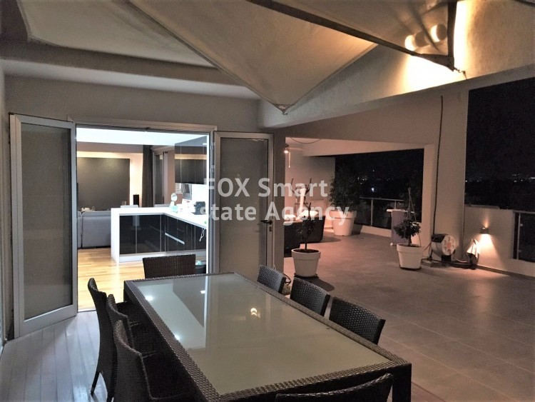 Quality Modern style penthouse with roof garden at Pernera luxury area 7