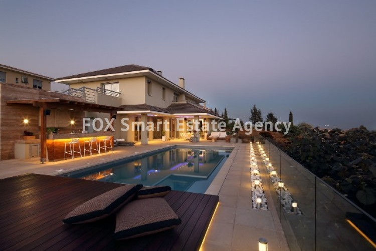 For Sale 5 Bedroom Detached House in Panthea, Limassol 19