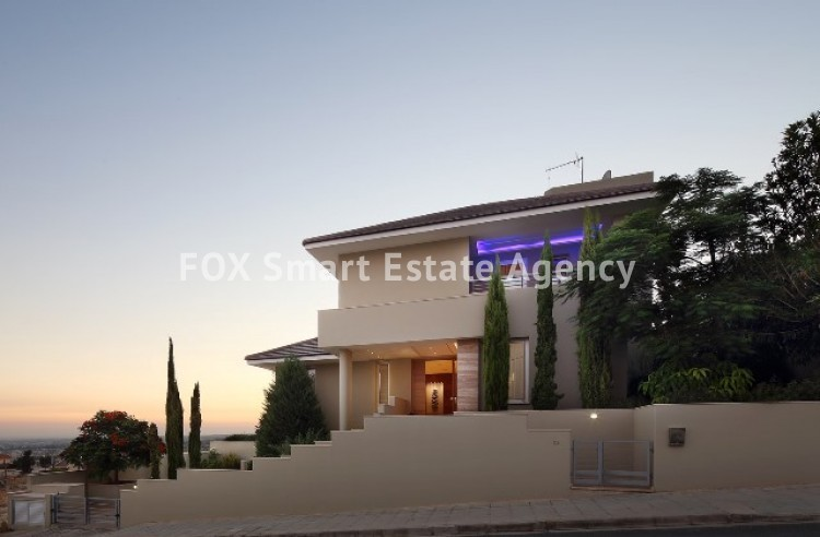 For Sale 5 Bedroom Detached House in Panthea, Limassol 15