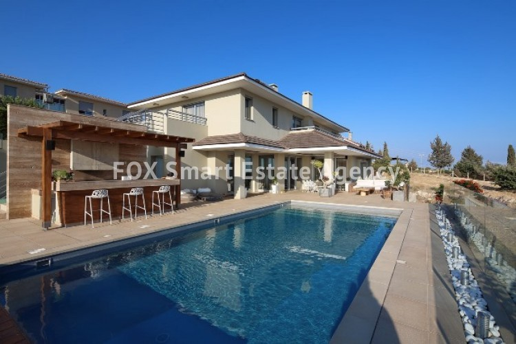 For Sale 5 Bedroom Detached House in Panthea, Limassol 2