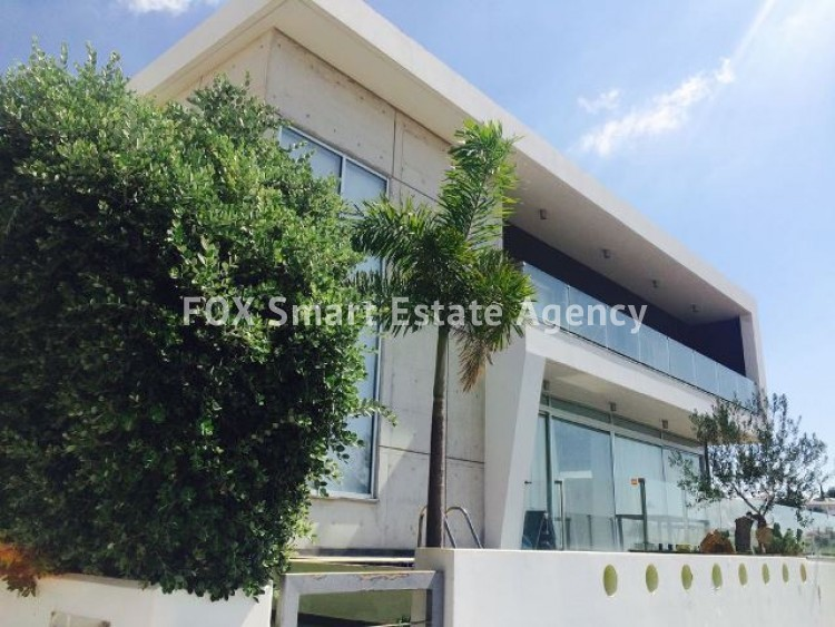 To Rent 6 Bedroom Detached House in Panthea, Limassol