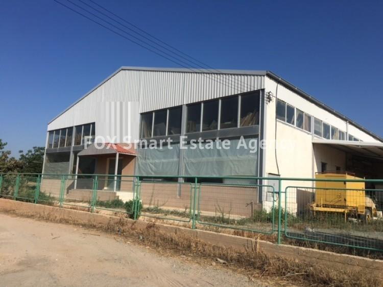 Industrial Warehouse / Factory in Ypsonas, Limassol
