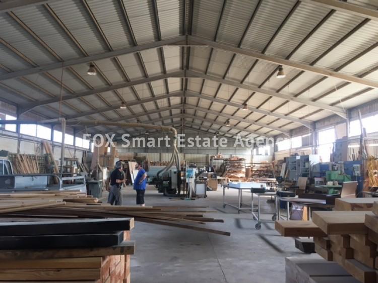 Industrial Warehouse / Factory in Ypsonas, Limassol 16