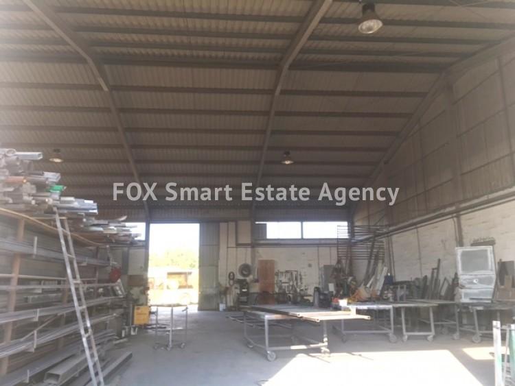Industrial Warehouse / Factory in Ypsonas, Limassol 8