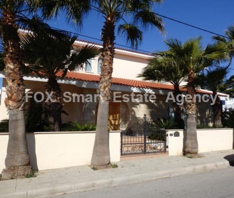 For Sale 3 Bedroom Detached House in Aglantzia, Nicosia