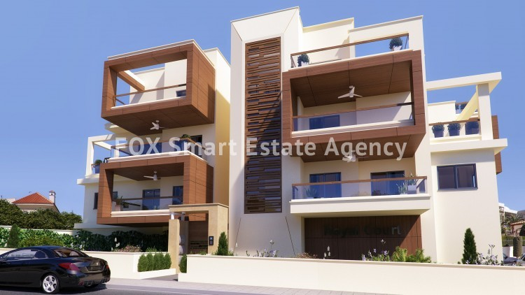 For Sale 3 Bedroom Apartment in Potamos germasogeias, Limassol 2
