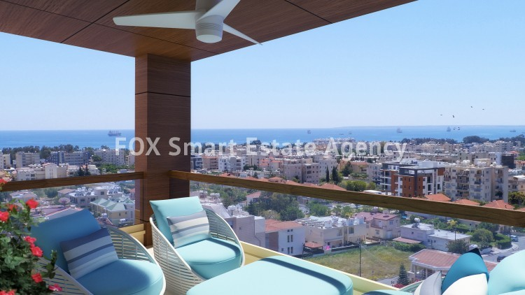 For Sale 3 Bedroom Apartment in Potamos germasogeias, Limassol 6