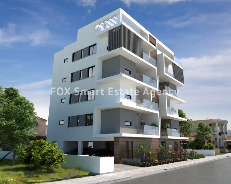 For Sale 2 Bedroom  Apartment in Larnaca port area, Larnaca 2