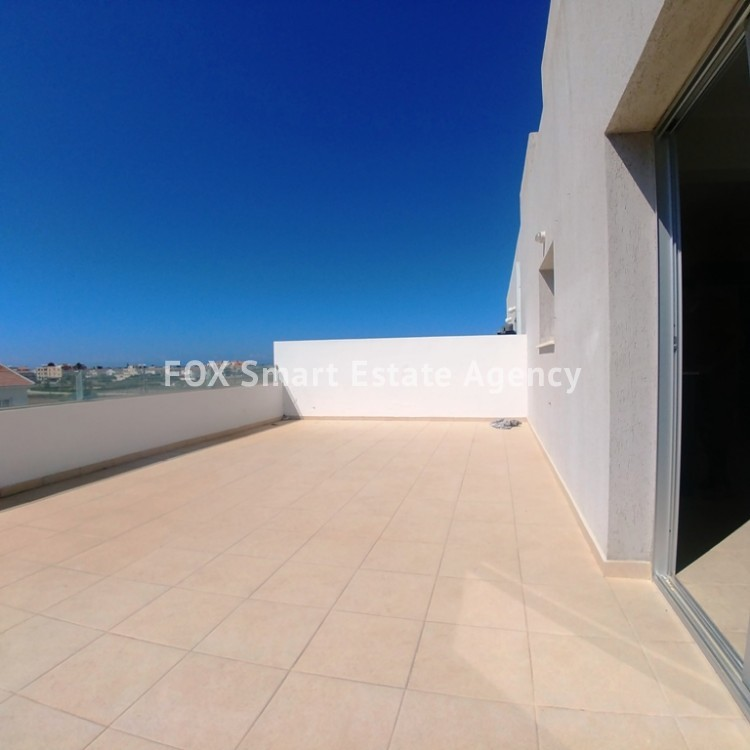 2 Bedroom Penthouse Flat For Sale,  in Pervolia 3