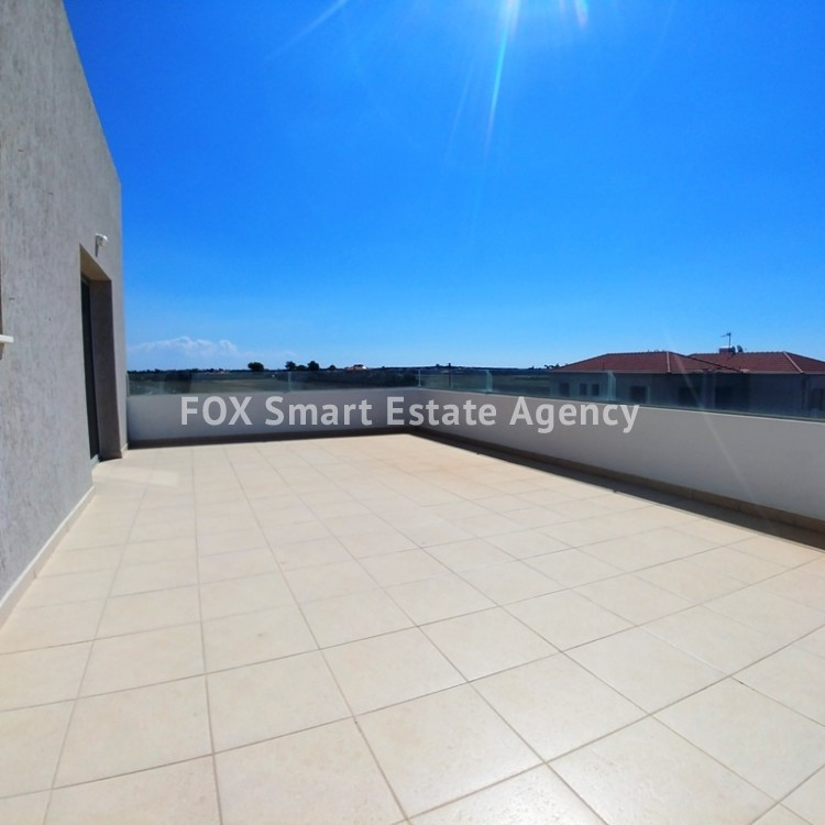 2 Bedroom Penthouse Flat For Sale,  in Pervolia 4