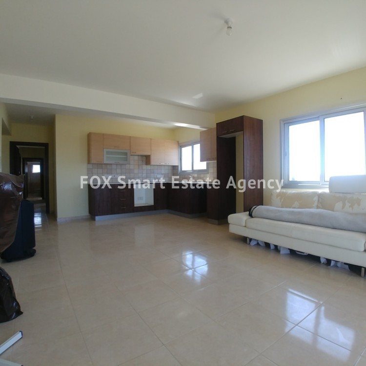 3 Bedroom Brand New Flat For Sale,  in Pervolia