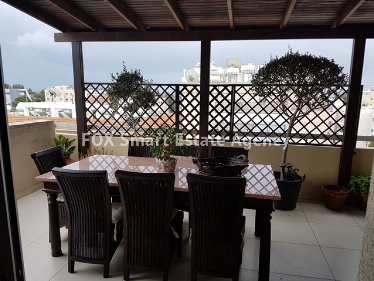 For Sale 4 Bedroom Top floor Apartment in Potamos germasogeias, Limassol 18