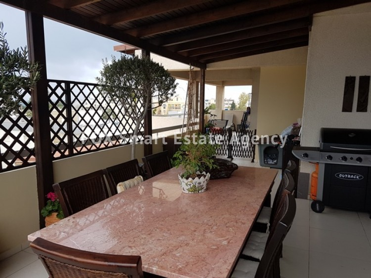 For Sale 4 Bedroom Top floor Apartment in Potamos germasogeias, Limassol 19