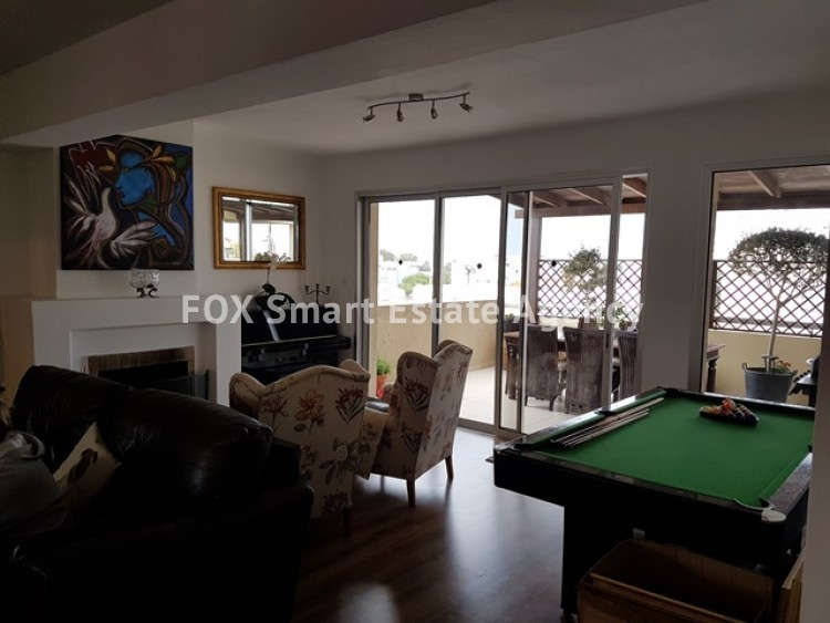 For Sale 4 Bedroom Top floor Apartment in Potamos germasogeias, Limassol 2
