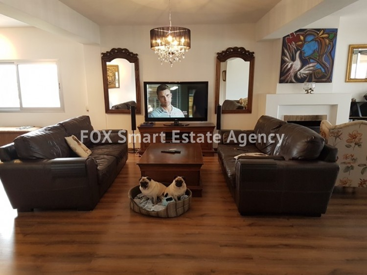 For Sale 4 Bedroom Top floor Apartment in Potamos germasogeias, Limassol 20