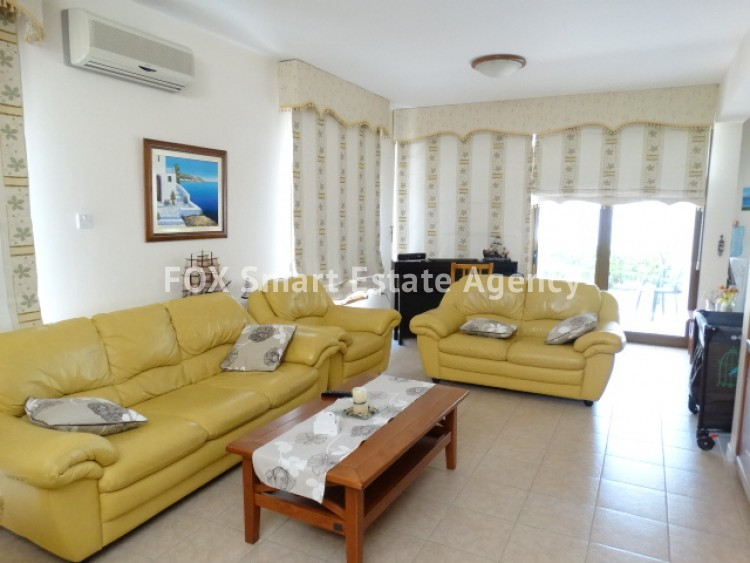 For Sale 4 Bedroom Detached House in Dekelia, Larnaca