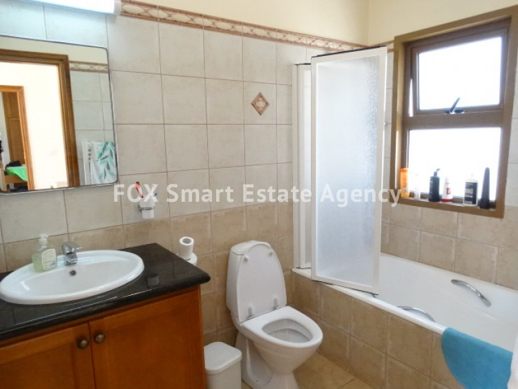 For Sale 4 Bedroom Detached House in Dekelia, Larnaca 13