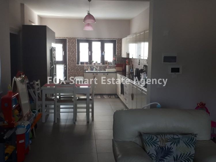 For Sale 3 Bedroom Detached House in Agios fanourios, Larnaca