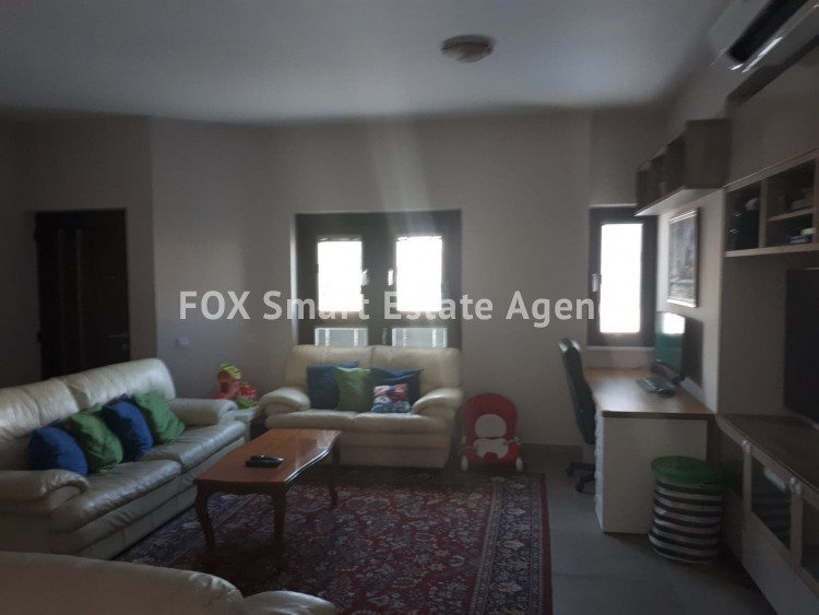 For Sale 3 Bedroom Detached House in Agios fanourios, Larnaca 4