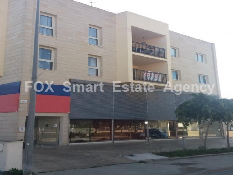 For Rent 1,360sq.m Building in Agios georgios, Latsia, Nicosia