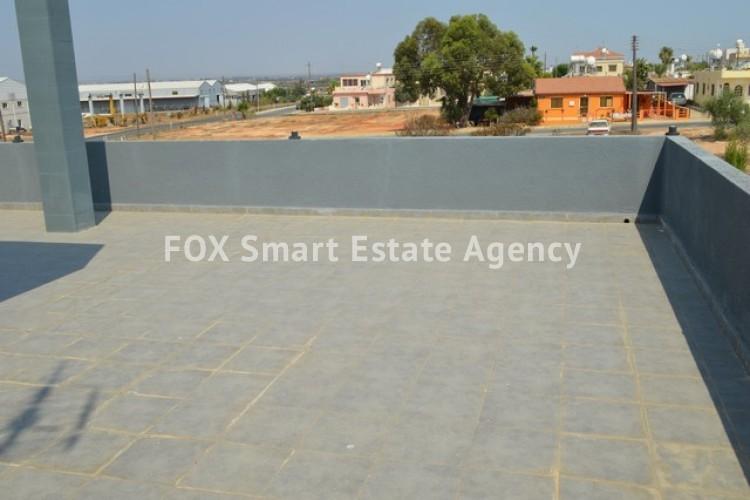 For Sale 4 Bedroom Detached House in Frenaros, Famagusta 17