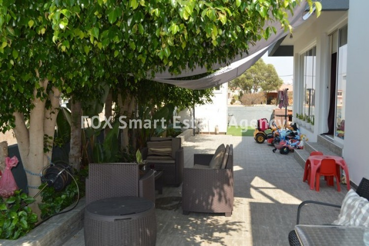 For Sale 4 Bedroom Detached House in Frenaros, Famagusta 21