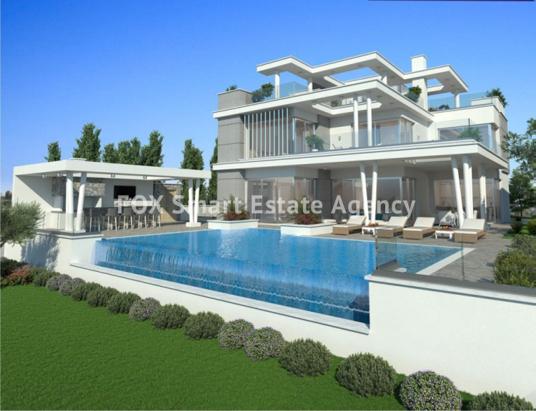 For Sale 5 Bedroom  House in Amathounta, Limassol