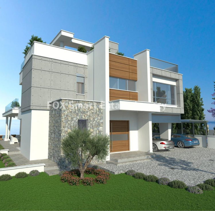 For Sale 5 Bedroom  House in Amathounta, Limassol 2