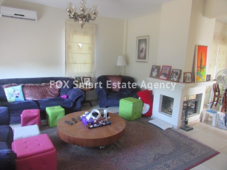To Rent 3 Bedroom Detached House in Sia, Nicosia 5