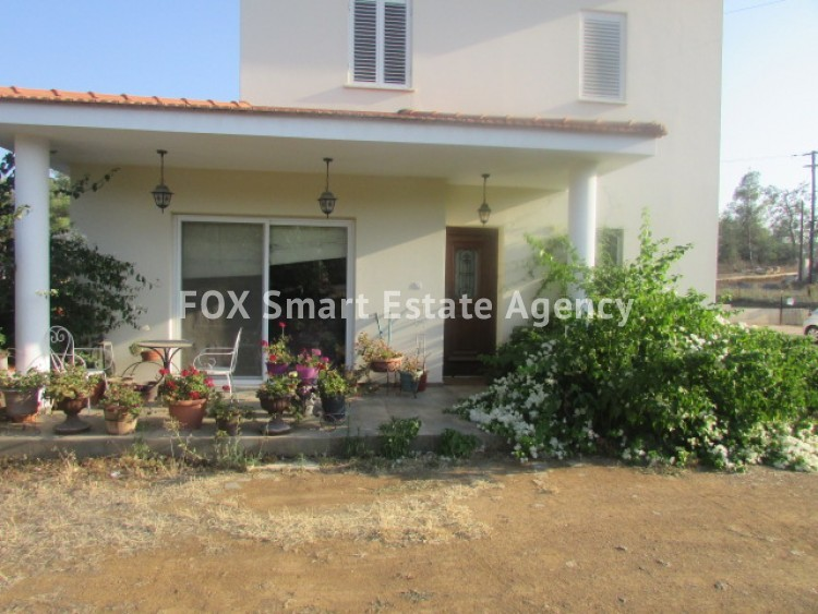 To Rent 3 Bedroom Detached House in Sia, Nicosia 25