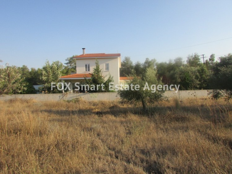To Rent 3 Bedroom Detached House in Sia, Nicosia 30
