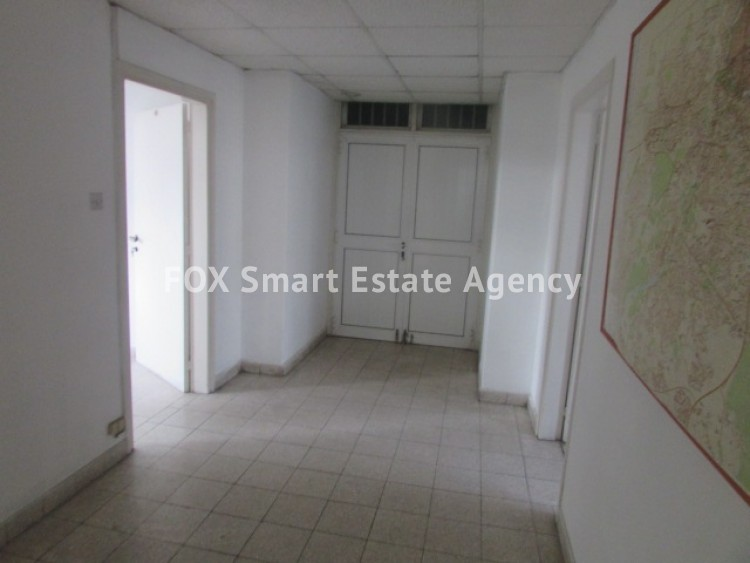For Rent 95sq.m Office Space in Nicosia Centre 11