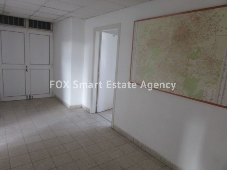For Rent 95sq.m Office Space in Nicosia Centre 12