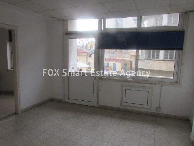 For Rent 95sq.m Office Space in Nicosia Centre
