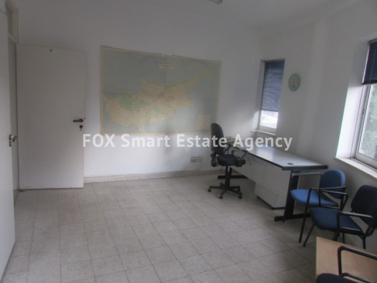 For Rent 95sq.m Office Space in Nicosia Centre 4